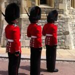 Ikony Wielkiej Brytanii #3 The Queen's Guard