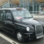 Ikony Wielkiej Brytanii #8 London taxi