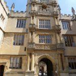 Biblioteka, zabytek i Harry Potter – Ponglish w Oxfordzie #6