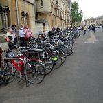 Miasto rowerów – Ponglish w Oxfordzie #2